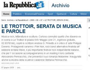 La Repubblica Filmnoir